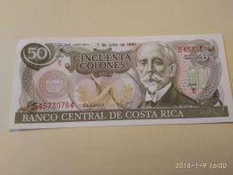50 Colones 1993 - Costa Rica