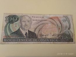 100 Colones 1992 - Costa Rica