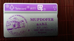 P 181 Mudofer Train 108 D  (Mint,Neuve) Rare - Belgium