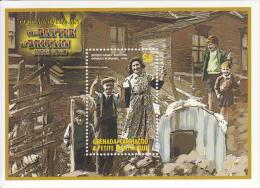 Grenada/Carriacou Petit Martinique 2000 MNH Scott #2267 Souvenir Sheet $6 Battle Of Britain 60th - Grenade (1974-...)