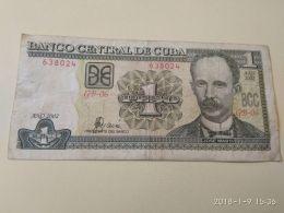 1 Peso 2002 - Cuba