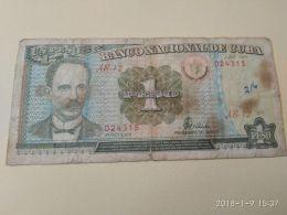 1 Peso 1995 - Cuba