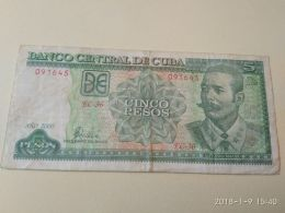 1 Pesos 2000 - Cuba