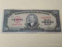 20 Pesos 1968 - Cuba