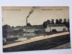 ENVIRONS DE NOIRHAT Nº 43»BASSE-LALOUX -La Filature «Panorama (1925)Édit Baudinière Paris . - Genappe
