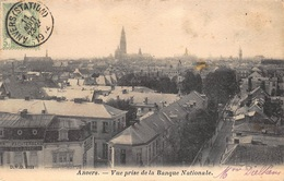 Antwerpen  Anvers  Vue Prise De La Banque Nationale     X 3722 - Antwerpen
