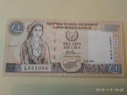 1 Bir 1997 - Chypre