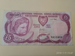 5 Bes 1990 - Chipre