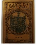 TOMAR - MONOGRAFIAS- «Tomar - A Arte Em Portugal» (Autor:Francisco Augusto Garcêz Teixeira-1929) - Books, Magazines, Comics