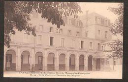 - 22 - LAVAL ( Mayenne ) Institution Libre De L'Immaculé-Conception- Petit Cloître Et Dortoir Des Moyens - Laval