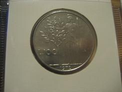 100 Liras 1972 ITALY Italie Italia Coin - 1946-… : República