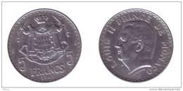 Monaco 5 Francs 1945 - Monaco