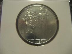100 Liras 1983 ITALY Italie Italia Coin - 100 Lire