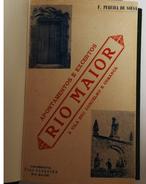 RIO MAIOR - MONOGRAFIAS- « Rio Maior- Apontamentos E Enxertos» (Autor: R. Ferreira De Sousa - 1935 ) - Books, Magazines, Comics