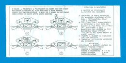N.  1 KIT  BUZZER  - RICAMBI ORIGINALI -  Indicatore Di Direzione Acustico Ad Intermittenza Per Ciclomotori. - Components