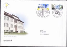Deutschland Germany Allemagne - ABO-Werbung  Für Echt Gelaufene FDC (MiNr: 2825) 2010 - FDC  !lesen/read/lire! - FDC: Enveloppes
