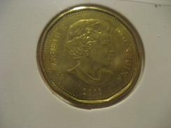 1 Dollar 2013 CANADA Swan Coin - Canada