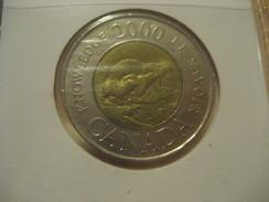 2 Dollars 2000 CANADA Savoir Coin - Canada