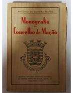 SANTAREM - MAÇÃO - MONOGRAFIAS - « Monografia Do Concelho De Mação»( Autor: A. Oliveira Matos 1947) - Books, Magazines, Comics