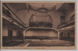 Geneve - La Salle Centrale, Madeleione 10. - La Grande Salle - GE Genève