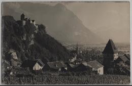 Schloss Vaduz - Fürstentum Liechtein - Photo: Berni - Liechtenstein