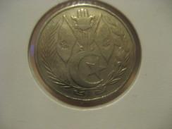 1964 ALGERIA Algerie Coin - Algeria