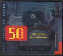 BELGIUM  EURO SET 2003 BU FOC Incl. MEDAL - Belgium