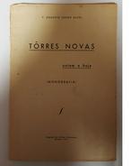TOPRRES NOVAS  - MONOGRAFIAS - « Ontem E Hoje »( Autor:  Augusto Durão Alves 1942) - Livres, BD, Revues