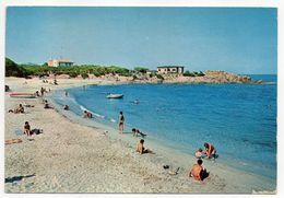 Italie--Sardegna--PORTO CORALLO--Spaggia (animée) ---  Cachet  -- Timbre - Andere Steden