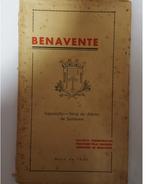 SANTAREM- BENAVENTE - MONOGRAFIAS - «Exposição - Feira Do Distrito De Benavente»(1936) - Books, Magazines, Comics