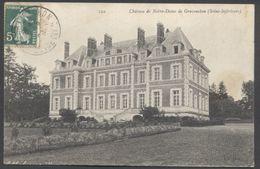 Château De Notre-Dame De Gravenchon - N° 122 - Voir 2 Scans - Saint-Wandrille-Rançon