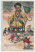 (52) CPA  Chine China  Signé Transvaal  (Bon Etat) - Satirische