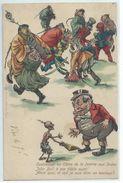 (52) CPA  Chine China Dessin Transvaal  (Bon Etat) - Satirische