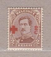1918 Nr 151* Met Scharnier,zegel Uit Reeks Rode Kruis. - 1918 Cruz Roja