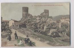 Ruines Du Château De ROCHETAILLÉE - 1905 - Colorisée - Animée - Rochetaillee
