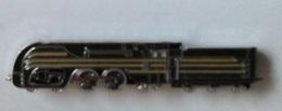 Pin's Locomotive Atlantic 12 - Transportation