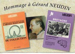 Saint-Brieuc Club Cartophile Des Côtes-d'Armor Hommage à Gérard Neudin - Saint-Brieuc