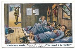 Le Rappel à La Réalité !...  - Illustrateur Donald MC GILL - 1777 - Mc Gill, Donald