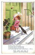 Votre Petite Amie Part En Vacances.... - Illustrateur Donald MC GILL - 2161 - Mc Gill, Donald
