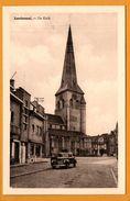 Londerzeel - Kerk - Vieille Voiture - L. ZEEGERS - Londerzeel