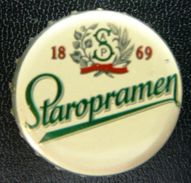 (db-050) Czech Republic  -   Tchéquie -  Tsjechië   Capsule Staropramen - Beer