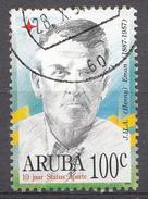Aruba 1996 Nvph.nr: 171 10.Jaar Status Aparte  Oblitérés / Used / Gestempeld - Curazao, Antillas Holandesas, Aruba