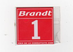 Jan18    80809   Magnet   Brandt   Prix De La Combativité   Tour De France - Animals & Fauna
