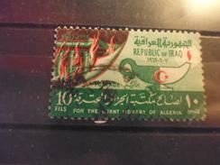 IRAK TIMBRE REFERENCE YVERT N°412 - Iraq