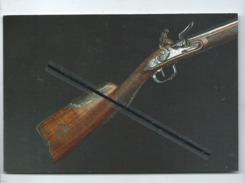 CPM - Armes Anciennes Et Souvenir Historique  - Oger Blanchet - Paris (fusil à Silex Des Chasses Royales De Louis XVI) - Cartes Postales