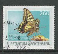 Liechtenstein, Mi 1559  Jaar 2010,   Gestempeld, Zie Scan - Oblitérés