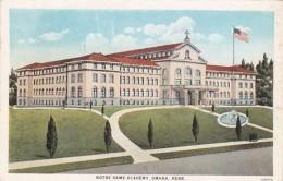 Nebraska Omaha Notre Dame Academy 1959