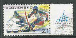Slowakije, Mi 527 Jaar 2006, Gestempeld, Zie Scan - Slovaquie