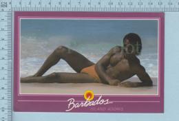 PIN UPS BOYS - Barbados Island Adonis -  SEXY MALE - MODEL GAY INTEREST PHOTO Future World Production - Pin-Ups