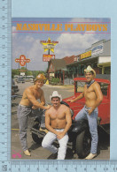 PIN UPS BOYS - Nashville Playboy -  SEXY MALE - MODEL GAY INTEREST PHOTO Werner J. Bertsch - Pin-Ups